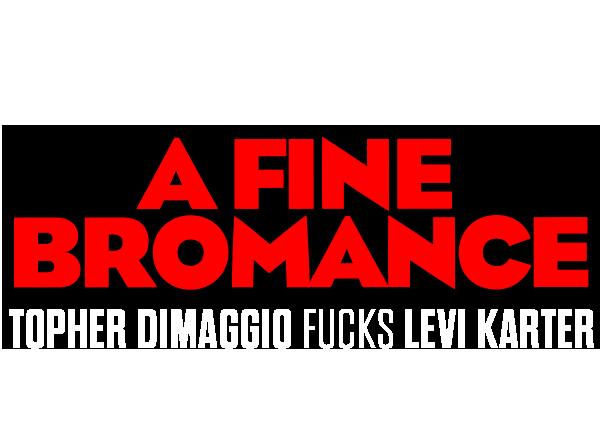 Topher Dimaggio Fucks Levi Karter