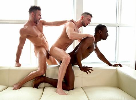 Manuel Skye, Matthew Parker & River Wilson!
