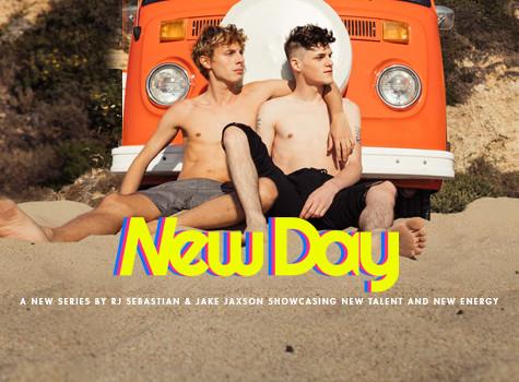 New Day: Avery Jones & Zach Astor