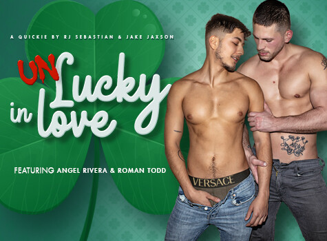 Lucky in Love: Angel Rivera & Roman Todd