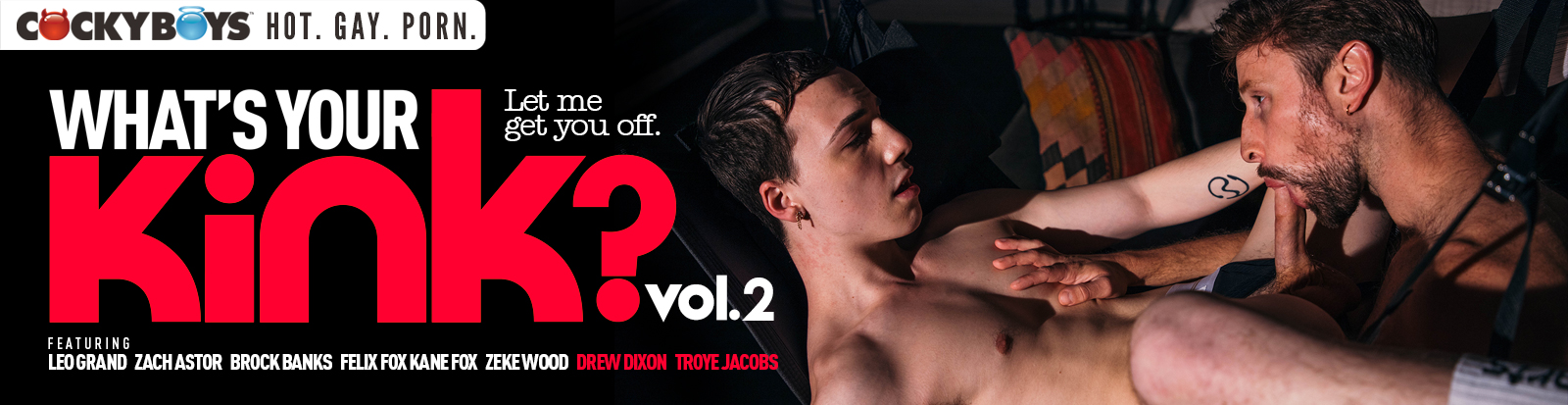 What's Your Kink Vol 2 with Drew Dixon